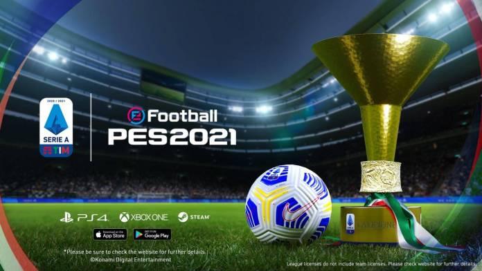 eFootball PES 2021 Season Update ha recibido su paquete de datos 2.0 11