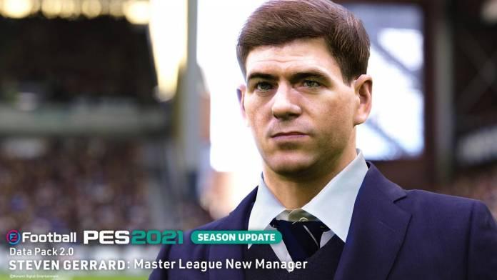 eFootball PES 2021 Season Update ha recibido su paquete de datos 2.0 19