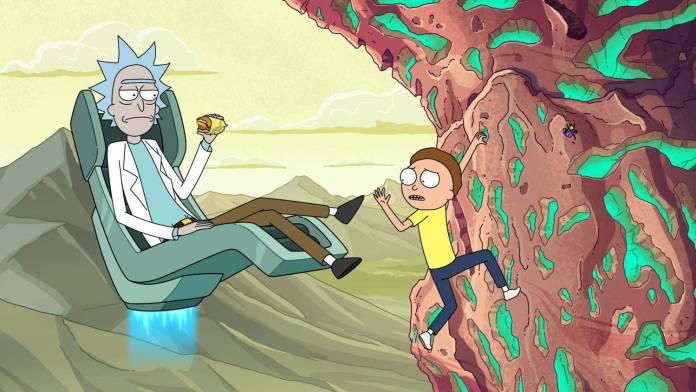 Rick and Morty estrena el primer avance de su Temporada 5 2