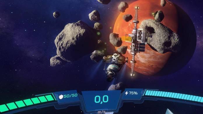 AGOS: A Game of Space ya se encuentra disponible 1