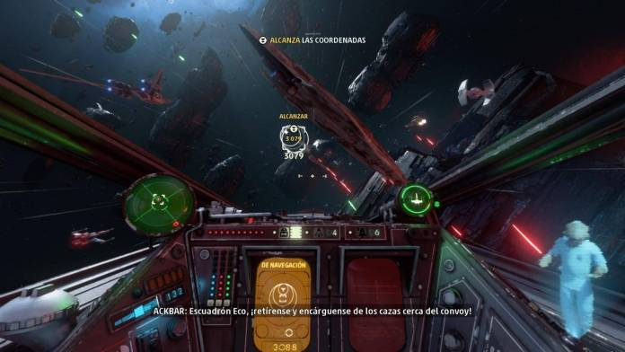 Reseña - Star Wars: Squadrons (PS4) 3