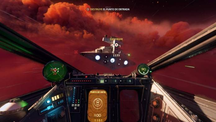 Reseña - Star Wars: Squadrons (PS4) 5