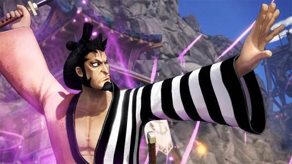 One Piece: Pirate Warriors 4 presenta las primeras imágenes de Kin'emon 3
