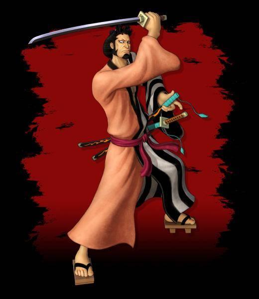 One Piece: Pirate Warriors 4 presenta las primeras imágenes de Kin'emon 2