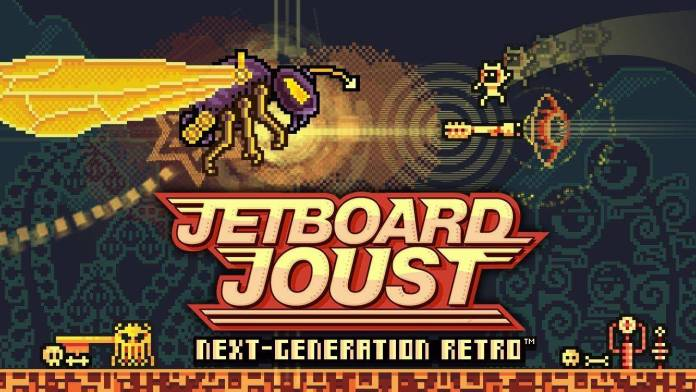 jetboard joust llega a Nintendo Switch el 18 de Mayo