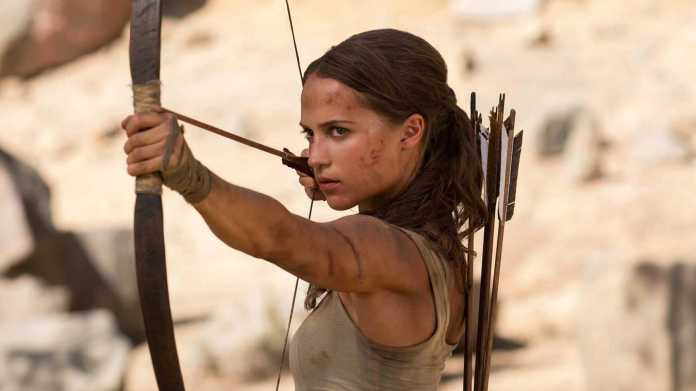 Alicia Vikander da nuevos detalles de Tomb Raider 2 1