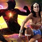 Lynda Carter, Wonder Woman, The Flash