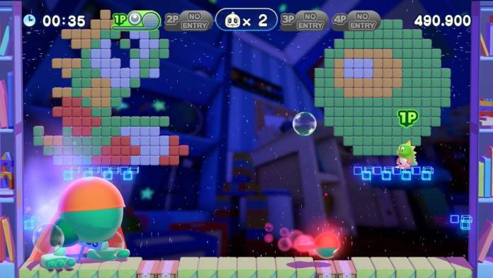 Reseña - Bubble Bobble 4 Friends: The Baron is Back! (PS4) 3