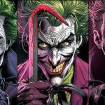 Batman, joker, three jokers,