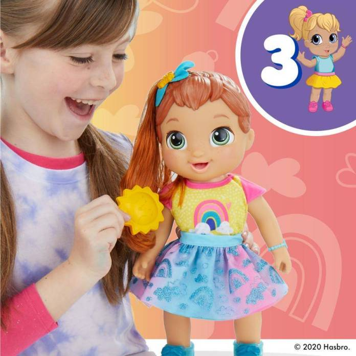 baby alive grows up