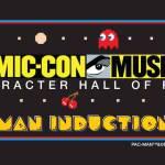 PAC-MAN Museo Comic-Con