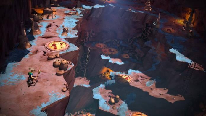 Gods Will Fall es anunciado para PlayStation 4, Nintendo Switch, Xbox One y PC. 5