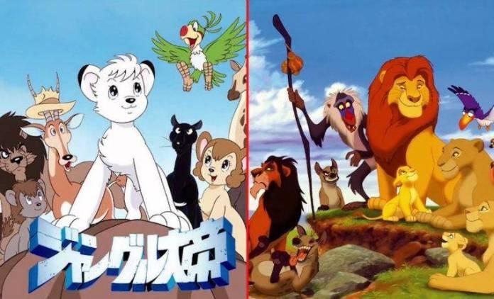 kinba vs lion king