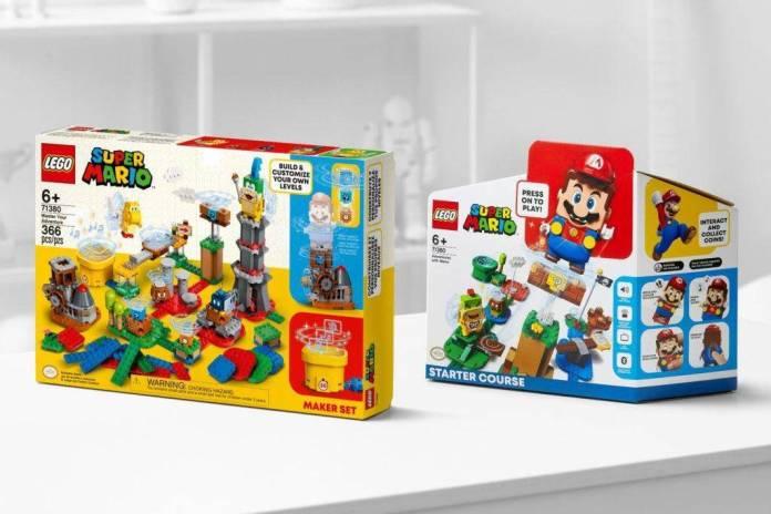 Más sets de LEGO Super Mario llegarán en Enero de 2021 1