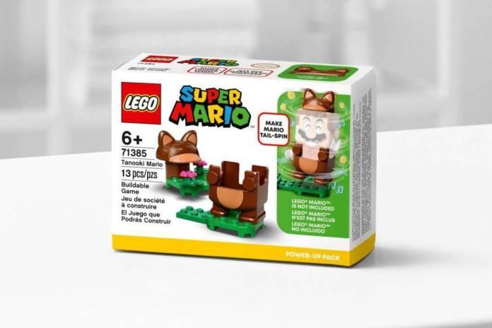 Más sets de LEGO Super Mario llegarán en Enero de 2021 7
