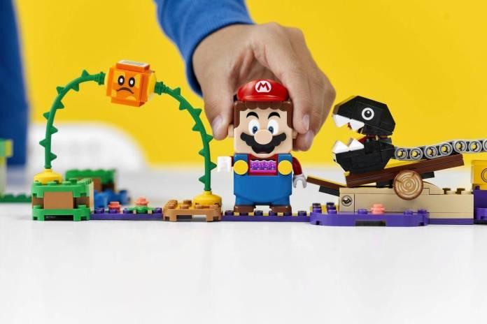 Más sets de LEGO Super Mario llegarán en Enero de 2021 4