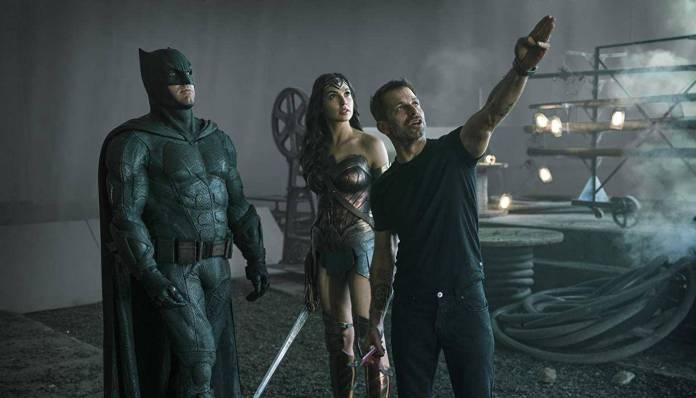 Zack Snyder, Justice League, Batman, Wonder Woman, Rebel Moon, Star Wars