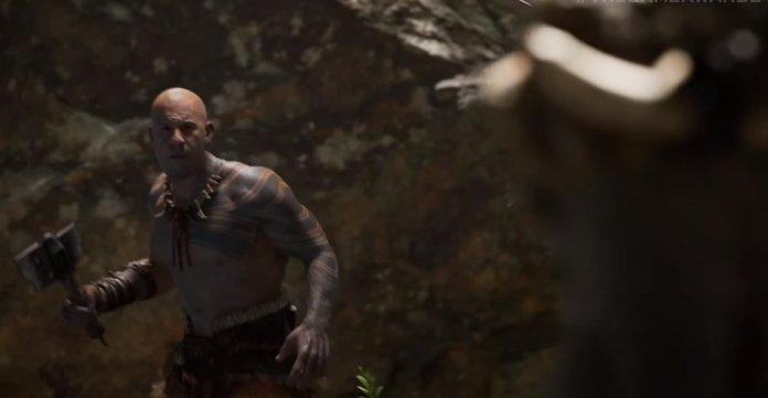 Ark 2, Vin Diesel
