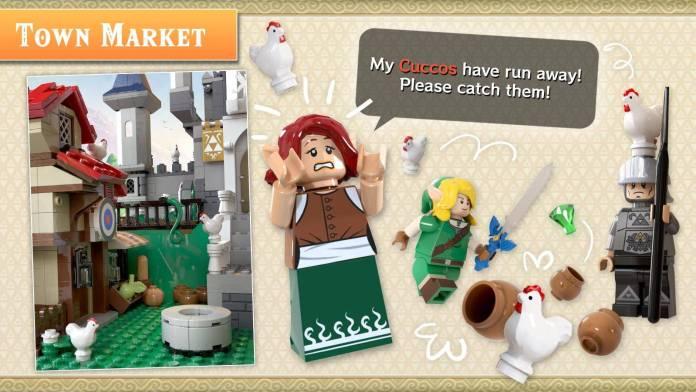 The Legend Of Zelda LEGO