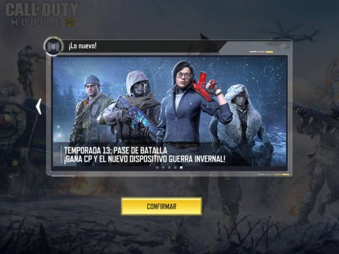 Call of Duty Mobile: ¡La Temporada 13 ya está aquí! 5
