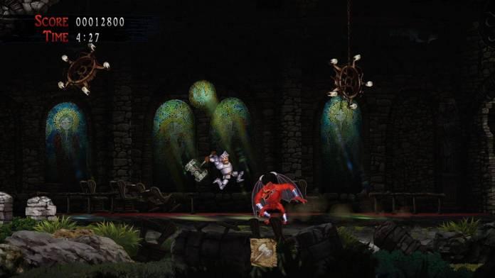 Ghost and Goblins Resurrection se anuncia en The Game Awards 2020 1