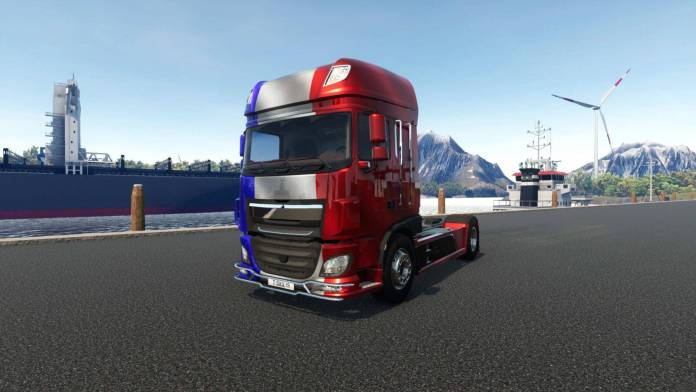 Truck Driver lanza su 2o DLC de pinturas para PS4 y XBOX One 7