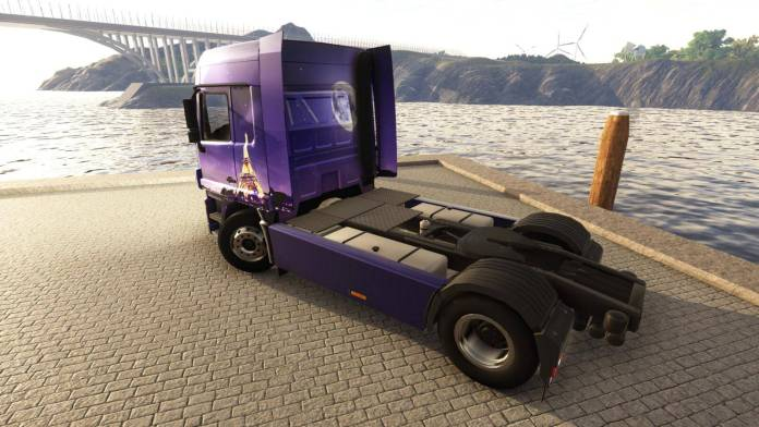 Truck Driver lanza su 2o DLC de pinturas para PS4 y XBOX One 10