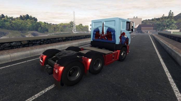 Truck Driver lanza su 2o DLC de pinturas para PS4 y XBOX One 11