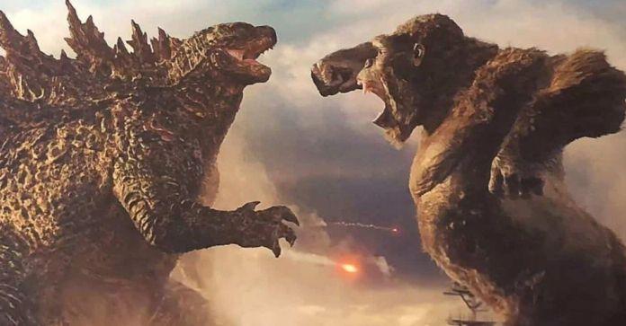 Godzilla, Kong, Godzilla vs Kong