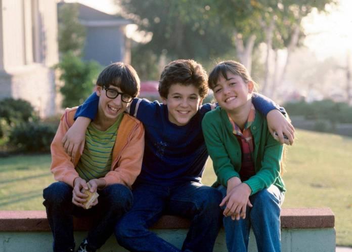 Kevin, Paul y Winnie: personajes entrañables.