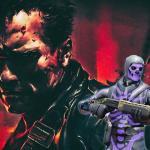 Terminator, Fortnite