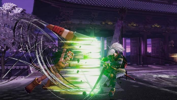 Hibiki Tanake y Cham Cham son los nuevos personajes vía DLC para Samurai Shodown 4