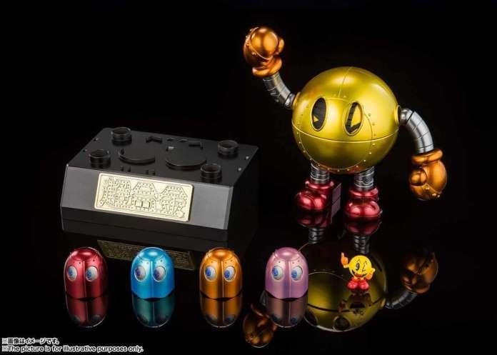 Pac-Man lanza al mercado una figura transformable que lanza fantasmas 2