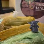grogu tamales