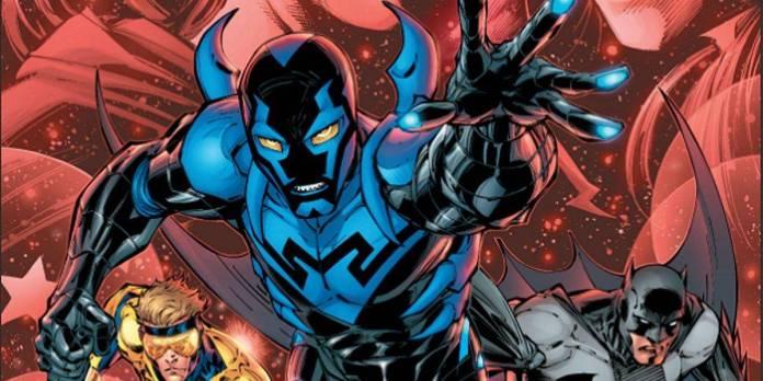 Blue Beetle, el super héroe latino de DC, tendrá su película 1
