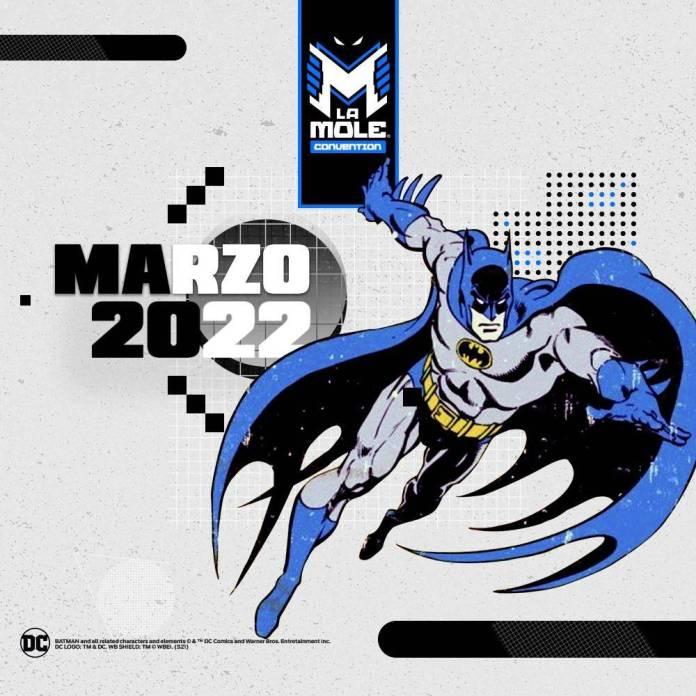 La Mole Convention se reagenda para 2022 ¡Aquí todos los detalles! 1
