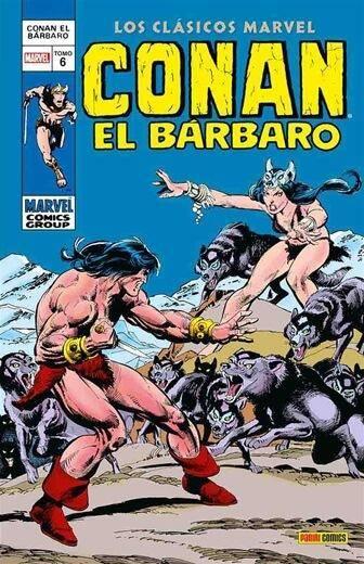 Conan el Barbaro 6