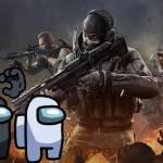 Call of Duty Mobile, Call of Duty, Among Us,