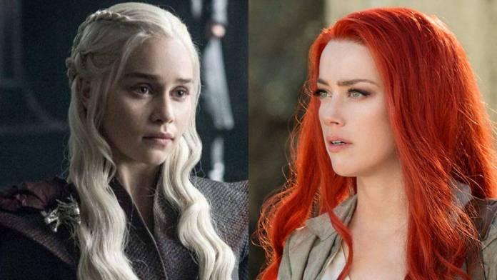 Rumor: Emilia Clarke sustituirá a Amber Heard como Mera en Aquaman 2 2