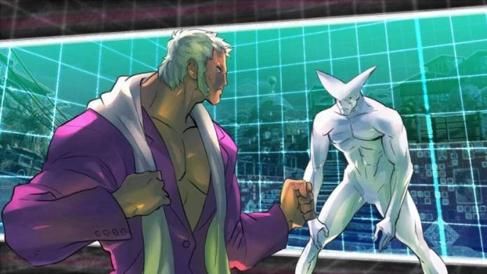 Street Fighter Urien y Eleven