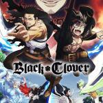 Black Clover portada
