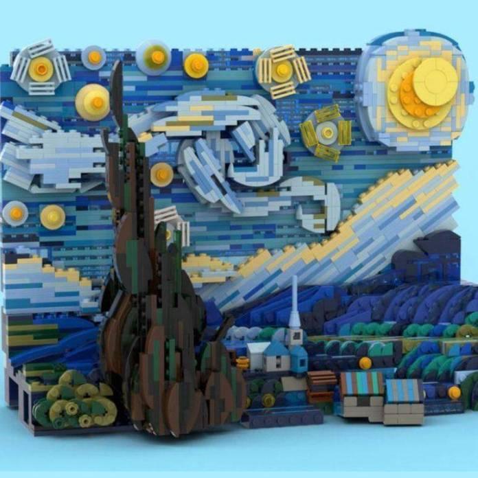 Vincent La Noche Estrellada