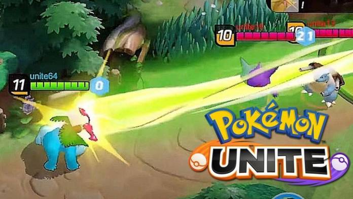 Pokemon Unite BETA