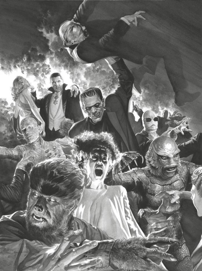 Universal Monsters, Universal, Monsters
