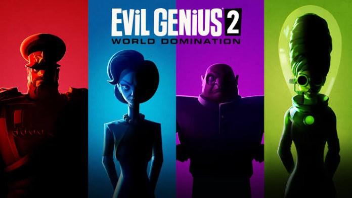 Evil Genius 2: Wolrd Domination presenta avances y planes post-lanzamiento