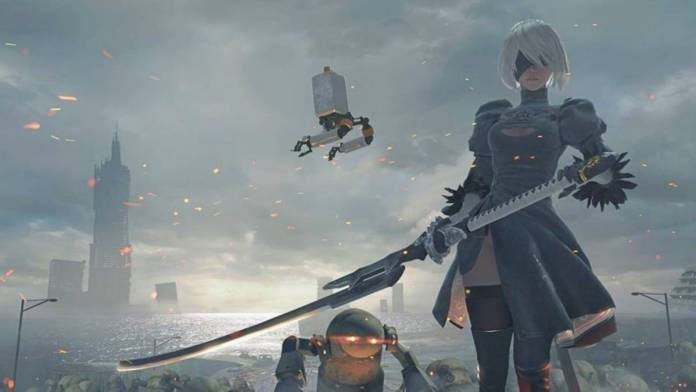 NieR: Automata en Xbox Game Pass