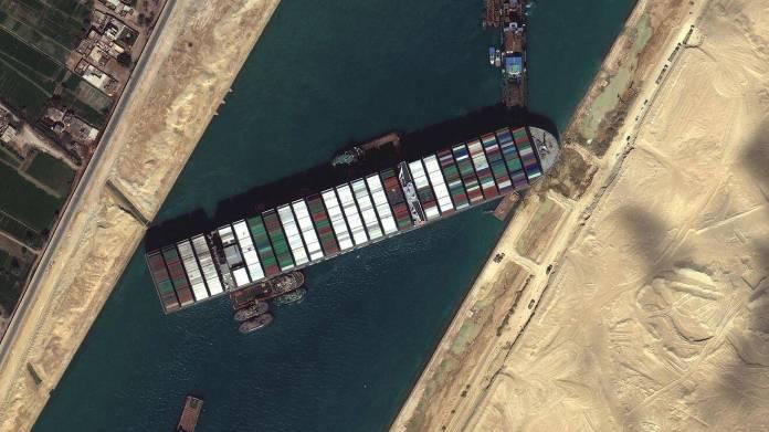 Suez Canal Bulldozer: el meme hecho videojuego 1