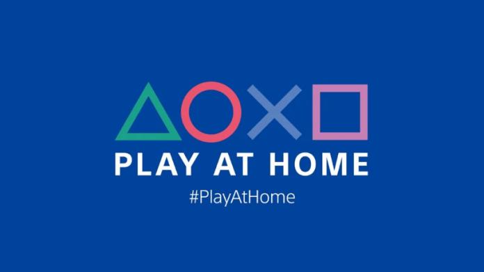 PlayStation #PlayAtHome