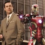 Jon Hamm, Iron Man, Tony Stark, Marvels MODOK, MODOK 2