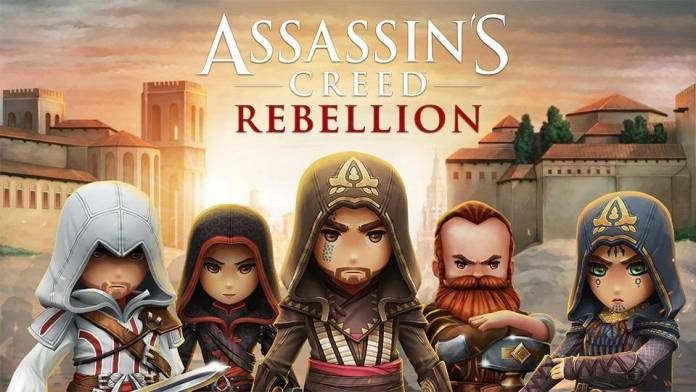 Ubisoft: Assassins Creed Rebellion